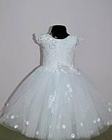 Детское нарядное платье «Маринка»