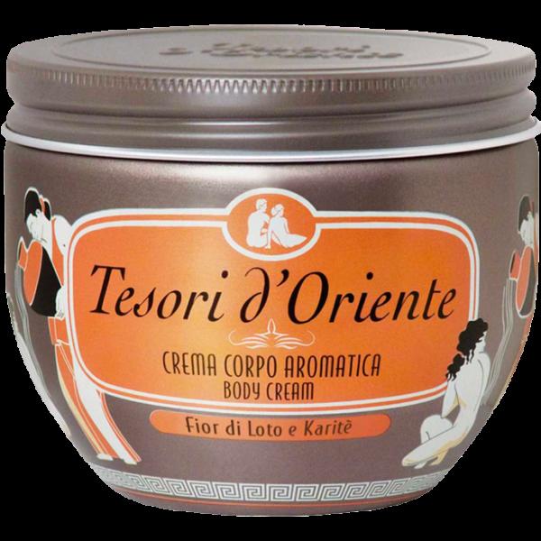 Крем для тіла Tesori d'oriente Fior Di Loto E Karite 300 мл