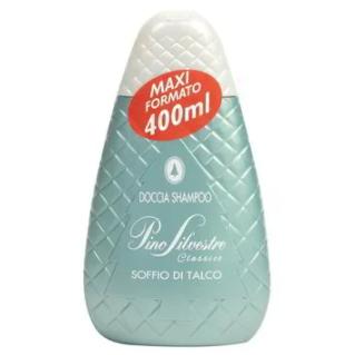 Гель для душа Pino Silvestre Bagnoschiuma Soffio di Talco 250+150 ml (Италия)