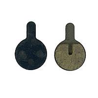 Тормозные колодки Р-01 под дисковый тормоз, алюминий
