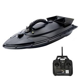 Кораблик для завоза прикормки катер Lingboxianzi T188 1.5кг 500м, УЦЕНКА W9
