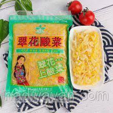 Капуста пекинская  маринованная  750г  tm Cui Hua Suan Cai
