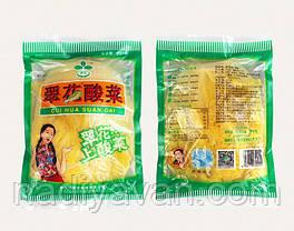 Капуста пекинская  маринованная  750г  tm Cui Hua Suan Cai, фото 2