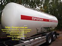 Резервуар для сжиженных углеводородных газов (пропан-бутан), емкость для СУГ
