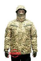 Бушлат на меховой подстежке Новая Цифра Украинской Армии, фото 1