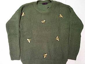 Женский свитер Karon 5554 с пчелой