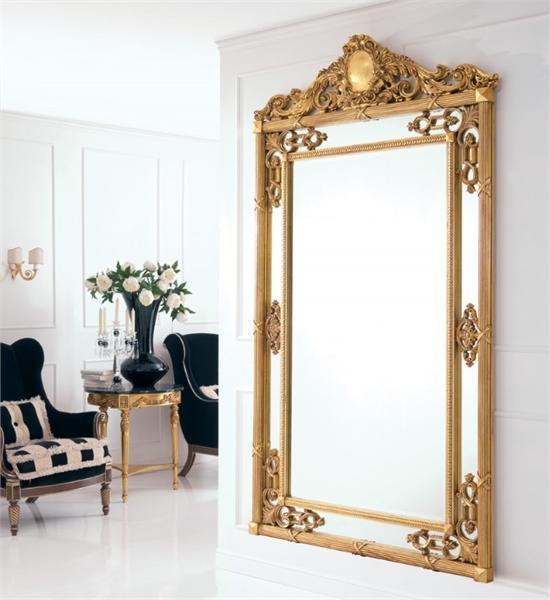 Как правильно расположить зеркало в гостиной. Основные приемы и дизайнерские решения, связанные с зеркалами.