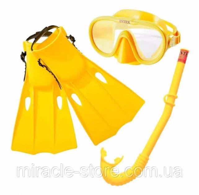 Набор для плавания Intex 55655 Master class swim set Интекс