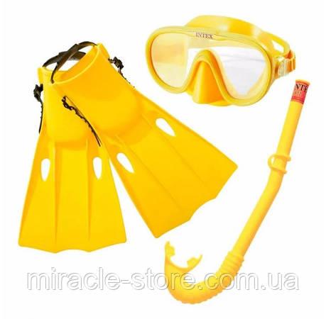 Набор для плавания Intex 55655 Master class swim set Интекс, фото 2