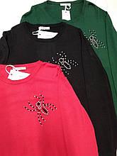 Женский свитер ZIQUES 8422 с пауком