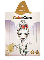 Карандаши цветные 36цв. MARCO Colorcore 3130-36CB