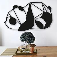 Объемная картина из дерева DecArt Panda