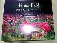 Чай Greenfield Premium Tea Collection набор 96 пакетиков
