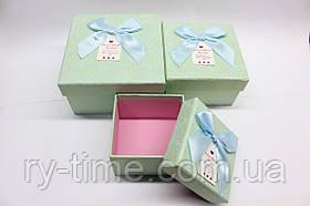 """*Подарункова коробка під годинник (40815), """"матрьошка"""" три в одному."""