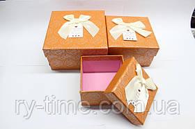 """*Подарункова коробка під годинник (40818), """"матрьошка"""" три в одному."""