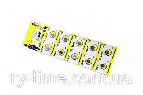 *Батарейка Vinnic AG-1 (621) (31633), надійна.