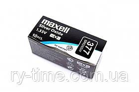 *Батарейка Maxell AG4, L626 (41663), надійна