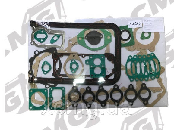 Повний набір прокладок на двигун D6114