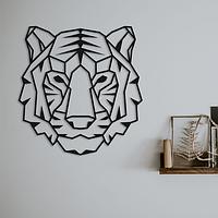 Объемная картина из дерева DecArt Tiger