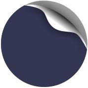 А Темно-синий