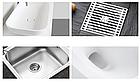 ОПТ Очиститель для мойки и слива WILD Tornado Sink & Drain Cleane Мощный, фото 4