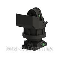 Ротатор гидравлический для грейфера манипулятора (на плиту) 4.5 тонн FHR 4.5RFH Латвия FORMIKO Hydraulics