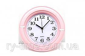 *Настінні годинники 2689 (Рожевий) (42814), d-26 див.