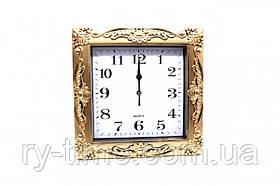 *Настінні годинники 516 (Gold) (42820), 26*26 див.