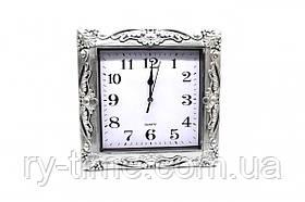 *Настінні годинники 516 (Silver) (42821), 26*26 див.