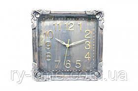 *Настінні годинники 2201 (Brown) (42823), 30*30 див.