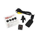 Екшн камера нічного бачення Міні відеокамера SQ8 Full HD 1080P відеореєстратор з датчиком руху, фото 10