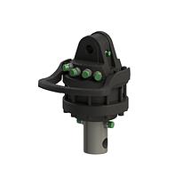 Ротатор гидравлический для грейфера манипулятора 5.5 тонн FHR 4.500L/68 Латвия FORMIKO Hydraulics
