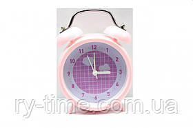 *Кварцевий будильник 8075 (42683), 13,5*10*4 див.