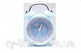 *Кварцевий будильник 8075 (42684), 13,5*10*4 див.