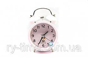 *Кварцевий будильник M-03 (42686), 13*9*4,5 див.