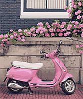 """Картина по номерах """"Місто троянд. Нормандія"""" (AC10530)"""
