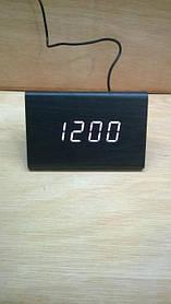 *Електронний будильник від мережі і батарейок VST-864-6(33985)