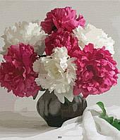 "Картина по номерах ""Неперевершена квітка"" (AC12121)"