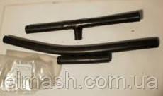 Патрубки отопителя ВАЗ 2110 (шланги 3шт) №89РШ (пр-во БРТ)