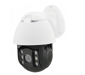 Поворотна вулична IP WiFi камера відеоспостереження UKC 19HS 360/90 ° 2 mp (6912)