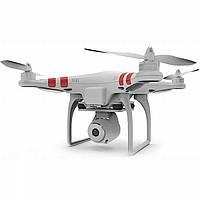 Квадрокоптер с камерой DJI Phantom 2 Vision