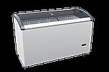 Морозильна скриня з гнутим склом JUKA (Юка) M500SF / Ларь морозильный Juka M500SF, фото 5