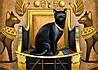 """Схема для вышивки бисером кошка, """"Египетская царица"""""""