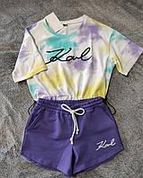 Літній костюм шорти і кофтинка для дівчинки (158,164 р)
