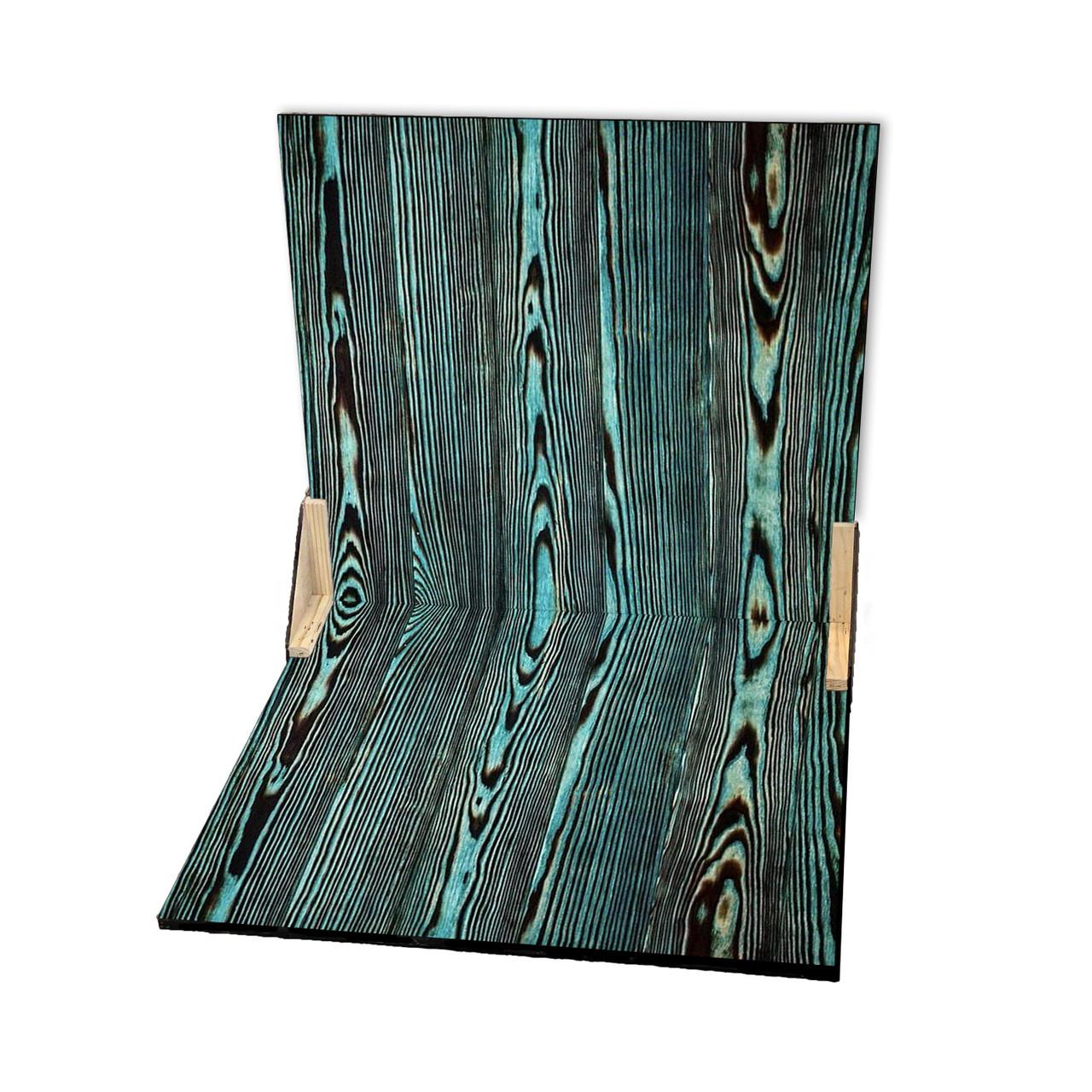 Деревянный угловой фотофон BOOZE