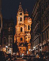 "Картина по номерах ""Собор Св. Миколая. Прага"" (AC11215)"