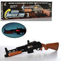 Детское ружье 801B-2,55 см,свет,звук,игрушечное оружие