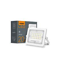 Прожектор LED 20W VIDEX F2e 5000K білого кольору