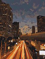 """Картина по номерах """"Нічний Бангкок"""" (AC11213)"""