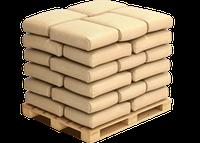 Цемент М-400, поддон, 60шт х 25кг